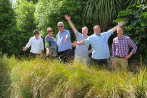 Native Garden Tour can be included in the wine Tour